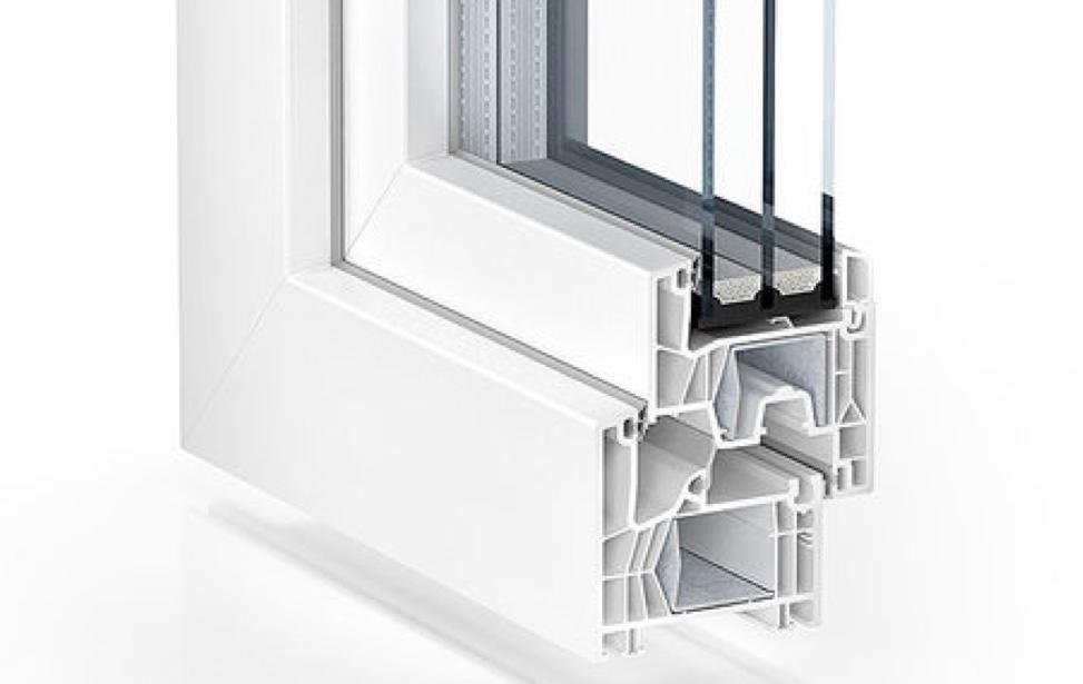 Kommerling 76 Anschlagdichtung Und 76 Mitteldichtung Standard Fenstersystem 76 Ad Und 76 Md Scherzinger Fensterbau